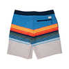 "Spinner 19"" Lo Tide Boardshorts Dusty Blue"