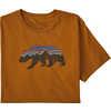 T-shirt Fitz Roy Bear Or Hammonds