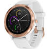 Vivoactive 3 Smartwatch Rose Gold/White