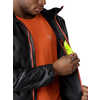 Norvan SL Insulated Gore-Tex Hoodie Black/Infrared
