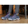 Sapphire Mid Bdry Light Trail Shoes Huckleberry
