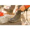 Chaussures imperméables Sawtooth II Mid B-Dry Ombre foncée/Vert chèvrefeuille