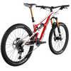 Vélo Primer (27,5 po) - version Pro 2020 Blanc lustré/Rouge lustré