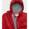 Manteau Aquanator Cozy Rouge sombre