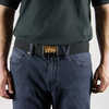 Ceinture Vision Black/Wood Mountain
