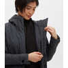 Confidante Insulated Jacket Black Heather