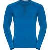 Baselayer Performance Warm Long Sleeve Crew Directoire Blue