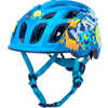 Chakra Bicycle Helmet Monsters Blue