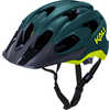 Pace LDL Bicycle Helmet Matte Teal/Florissant Yellow