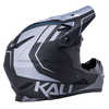 Zoka Youth Full Face Bicycle Helmet Eon Matte Black/Grey