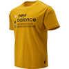 T-shirt Trail Varsity Gold