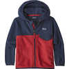 Micro D Snap-T Jacket Fire/New Navy