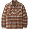 Insulated Fjord Flannel Jacket Observer/Mojave Khaki