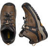 Targhee Mid Waterproof Shoes Dark Earth/Golden Brown