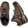 Chaussures imperméables Targhee Mid Terre foncée/Brun doré