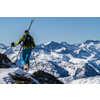Polartec Power Dry Ultralight Ski Socks Black
