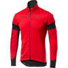 Manteau Transition Red/Black