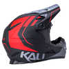 Zoka Cycling Helmet Eon Matte Black/Red/Grey