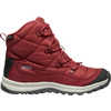 Terradora Ankle Insulated Waterproof Boots Merlot/Raven