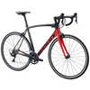 Fenix C50 Bicycle 2020 Black Metallic/Anthracite Grey/Red