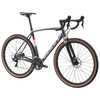 Kanzo A Bicycle 2020 Anthracite/Silver/Glossy Red