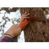 Sangles pour hamac Python Orange braise/Gris granit
