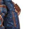 Veste à capuchon Bivy Brun Sisu