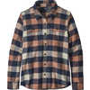 Fjord Flannel Long Sleeve Shirt Upriver/Century Pink