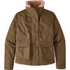 Maple Grove Jacket Owl Brown