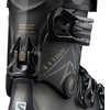 QST Access Custom Heat Ski Boots Black/Anthracite
