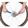 HCW-16.3 Chain Whip and Pedal Wrench Silver