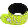 SlapLit Rechargeable LED Slap Wrap Neon Yellow