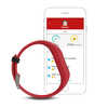 Montre Vivofit Jr 2 avec bracelet ajustable Dark Side