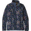 Chandail Micro D Snap-T Quilty Big: New Navy