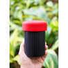 Go Travel Coffee Press Black/Red