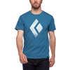 T-shirt Chalked Up Bleu astral