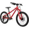 Dash LTD Bike Red/Silver