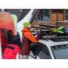 Porte-skis FatCat EVO 6 Noir