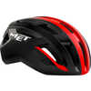 Vinci MIPS Helmet Black/Shadded Red