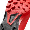 S/LAB Sense 8 Soft Ground Trail Running Shoes Racing Red/Black/White