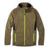 Merino Sport Ultra Light Hoodie Military Olive