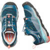 Terradora Low Waterproof Shoes Aqua Sea/Coral