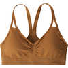 Barely Bra Valley Flora Jacquard/Umber Brown