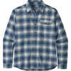 Fjord Lightweight Flannel Shirt Grange: Superior Blue