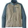 Better Sweater 1/4 Zip Bleached Stone/Pigeon Blue