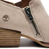 Sutherlin Bay Shootie Boots Light Beige Full Grain