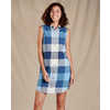 Robe Funday SL Giant Blue Check