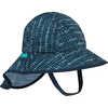 Sunsprout Hat Blue Grass Mat