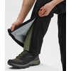 Pantalon imperméable extensible Hydrofoil Black