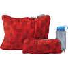 Compressible Large Pillow Cranberry Print